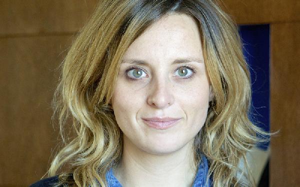 Esther-Chicharro-presidenta-conferencia-Podología